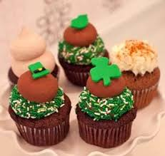 St Patricks Day Cupcakes From Bostons Sweet