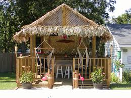 Portable Patio Bar Ideas by Thatching For Diy Build Your Own Tiki Huts And Tiki Bars Tiki