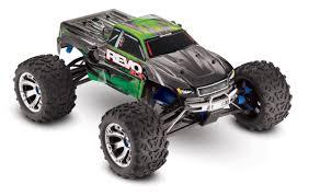 Traxxas Revo 3.3 4WD Nitro Monster Truck With TSM TRA53097-3 | RC Planet