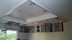 Skim Coat Ceiling Vs Plaster Ceiling by Acoustic Popcorn Ceiling Removal South County Drywall