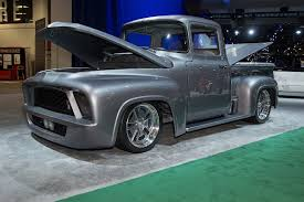 SEMA 2013: Total Cost Involved And Ford Build Snakebit F100 - Rod ... Ford Unveils 600hp F150 Rtr Muscle Truck 2009 Used F350 Xlt Ambulance Or Cab N Chassis Ready To Build Bc Fabrication Ranger Short Course Thoughts My 2015 Lariat Sport Forum Community 1988 F250 Adventure Rig Up Expedition Portal Harleydavidson And Tuscany Motor Co Unveil Concept Custom Harley New 2019 Midsize Pickup Back In The Usa Fall 2018 Americas Best Fullsize Fordcom Sis Model Works Finished 1953 F100 Built Camper With F 350 2017 Lifted 4x4 Platinum Dually White Rad
