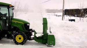 John Deere 4520 Front Mount SnowBlower - YouTube Truckmounted Snow Blower For Airports Assalonicom Tf75 Frozen Snowbank Removal Using Truck Mounted Snblower Youtube Snow Blowers Suppliers And For Sale Truckmounted Loader Mounted D60 Ja Larue Blower On Ebaytruck Throwerpickup Kioti Cs2210 Hst Tractor Front Mount Sale In 1988 Okosh W70015r Truck Item Db9328 Sol Used Japanese Mini Trucks Containers Whosale Kei From Kubota Bx Quick Attach Plow Attachments Bxattachmentscom Nortrac 3pt 72inw Intake Fits Tractors With 35 To Or Rear Gc