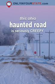 Best Halloween Attractions In Michigan by Driving Down This Haunted Road In Cleveland Will Give You