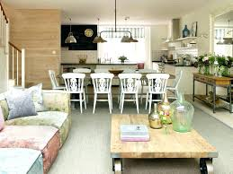 Shabby Chic Kitchen Curtains Style Area Rugs With Rug Dining Room