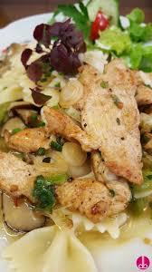 rezept cajun chicken auf pasta deli berlin kochideen