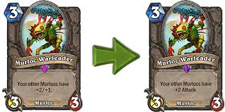 Hearthstone Shaman Murloc Rush Deck by New Big Changes Coming To Hearthstone Nerfs To Innervate