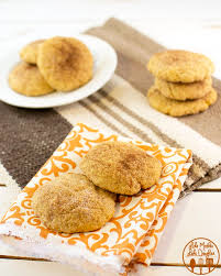 Pumpkin Spice Pudding Snickerdoodles by Pumpkin Snickerdoodles Like Mother Like Daughter