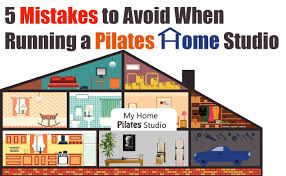 5 Mistakes to Avoid When Running a Pilates Home Studio Pilates