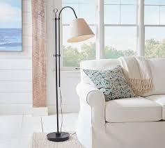 Pottery Barn Floor Lamp Shades by Downlight Floor Lamp Pottery Barn