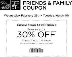 Saks Fifth Avenue Coupon Printable / Wcco Dining Out Deals Saks Fifth Avenue 40 Off Coupon Codes September 2019 To Create Huge Mens Luxury Shoe Department Fifth Coupon 2018 Whosale Coupons For Off 5th Saks Deals On Sams Club Membership Friends And Family Free Shipping Stackable Code And Pinned December 14th Extra Everything At Off Ave Six Flags Codes