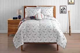 Zipit Beddingcom by Comforter Themed Boys Comforter Sets Baseball Bedding Set For