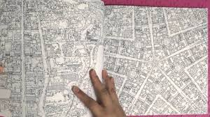 Preview Fantastic Cities Coloring Book Illustrated By Steve McDonald