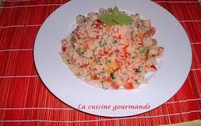 recettes de cuisine facile recette taboulé maison facile 750g