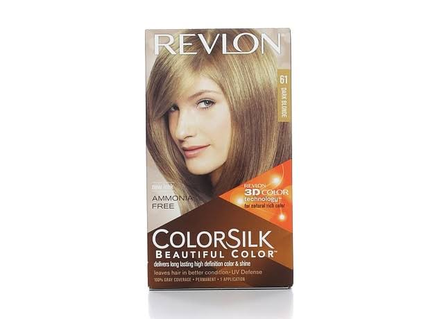 Revlon Colorsilk Beautiful Color - 61 Dark Blonde