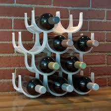 CKB LTD Modular Wine Rack 10 Bottle