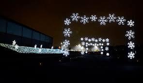 Christmas Nights of Lights in East Ridge Nov 20 Jan 3