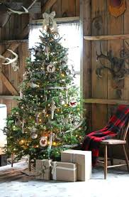 Country Cottage Christmas Decorating Ideas Living Room