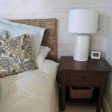 White Wicker Twin Headboards Beautiful Bedroom Classy Pottery Barn