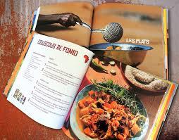 livre de recettes de cuisine racines sa