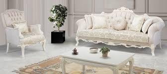 casa padrino luxus barock wohnzimmer set hellrosa weiß beige 2 sofas 2 sessel 1 couchtisch prunkvolle wohnzimmer möbel im barockstil
