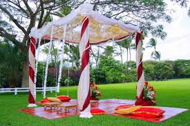 Wedding Decoration Indian Decorations Outdoor Mandaps