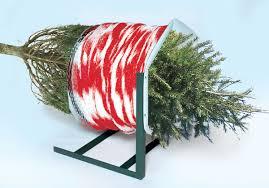 Christmas Tree Lot Netting And Bailers