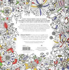 Livre Monde Des Fleurs Une Aventure Florale Et Un Livre à Colorier