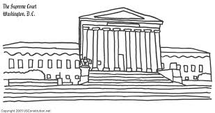 Pin White House Clipart Supreme Court Building 2