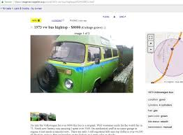 100 Craigslist Maui Cars And Trucks By Owner TheSambacom Bay Window Bus View Topic Wild Westerner