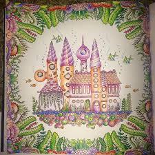 Johanna Basford Lost Ocean BasfordAdult ColoringColoring BooksColored