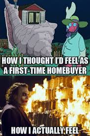 How I Feel As A First Time Homebuyer