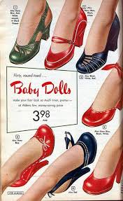 Vintage Heels Use To Be 398Cost Living Is Different Now