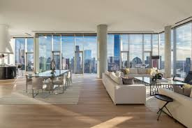 100 Penthouses For Sale Manhattan As One 56 Leonard Penthouse Sets Downtown Record Another