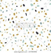 Terrazzo Texture Tile Vector Photo Free Trial