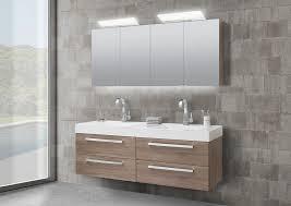 made living badmöbel set badmöbel doppelwaschtisch 160 cm mit unterschrank spiegelschrank set 3 tlg kaufen otto