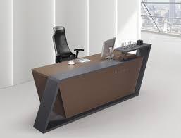 bureau accueil bureaux d accueil de salon et moderne bureaux d accueil et courbe