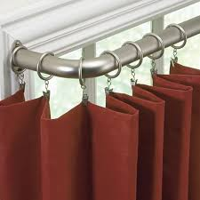 8 best curtain rod images on pinterest curtains double curtain