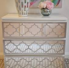 Hayworth Mirrored 3 Drawer Dresser by Buy Mirrored Furniture Foter