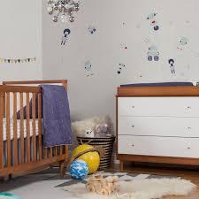 babyletto galaxy 5 piece crib bedding set free shipping 129 00