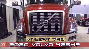 100 Atlantic Trucking 2020 Volvo VNL64T 740 425HP Exterior And Interior 2019 Truck Show