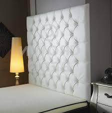 White King Headboard Upholstered by White Upholstered Headboard U2013 Clandestin Info