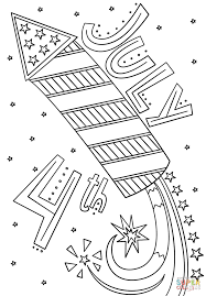 Fourth Of July Fireworks Doodle Coloring Page Throughout Pages For