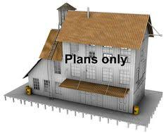 ho scale building plans free printable n scale buildings free ho