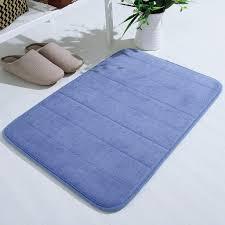 rutschfeste memory foam badematte duschmatte teppich