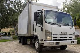 100 Npr Truck 2011 Isuzu NPR 16ft Box With Lift Gate For Sale