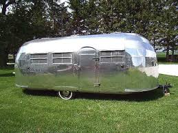 Vintage Airstream Trailer Pictures