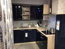 möbel küche artego blau xxxlutz