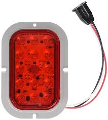 Amazon.com: Truck-Lite (45259R) Stop/Turn/Tail Lamp: Automotive Trucklite 60 Series Grommet Amazoncom 602r Stopturntail Lamp Automotive 060r Red Oval Retrofitstop Light Kit 26 Led 27450c Headlamp Truck Lite Model Offers 6inch Combination Headlights Lights 2x6 In Work 6 Diode 450 Lumen 12v Pedestal Indicator 2752 New Truck Lite Model Oval Reverse Light Clear 04 Dot 60074y Yellow Frontparkturn