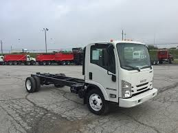 2017 ISUZU NPR HD CAB CHASSIS TRUCK FOR SALE #286645
