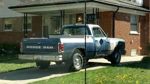 100 First Dodge Truck 1987 D150 Album On Imgur